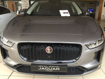 Jaguar I-PACE 90kWh EV400 HSE image 8 thumbnail